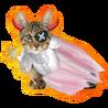 Deze Gebruiker heeft met Halloween altijd de beste costuums voor zichzelf en zijn/haar (denkbeeldige) huisdier.