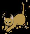 Notenpoot.kitten