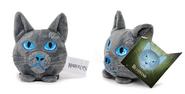 Bluestar Mini-Head Plush