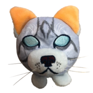 Jayfeather Mini-Head Plush