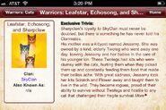 Scharfkralle.Warriors App