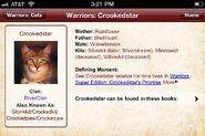 Streifenstern.Warriors App