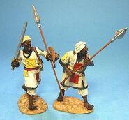 Britians new Sudan Range Mahdist attackers