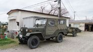JGSDF Type 73 Light Truck(02-8050) left front view at Camp Okubo April 3, 2016 02