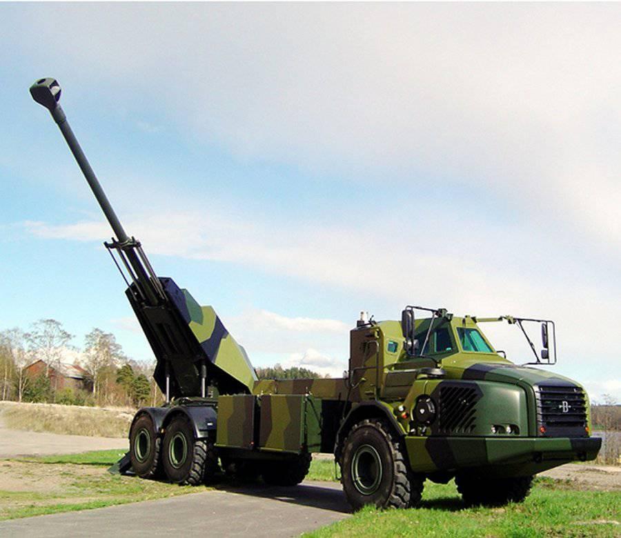 Archer Artillery System