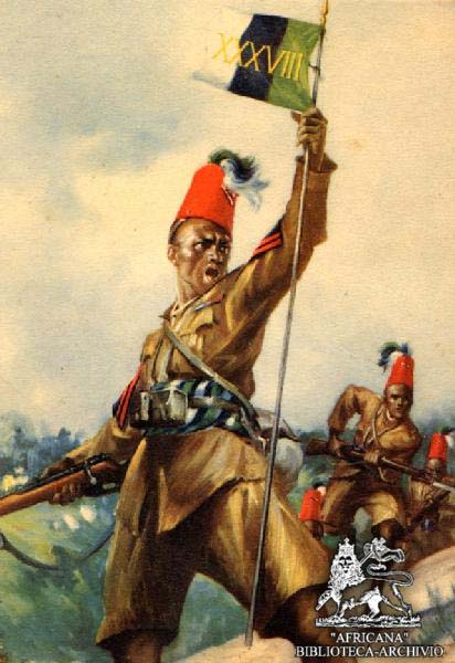 Эритрейские аскари