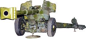 152-мм буксируемая гаубица КБА-27