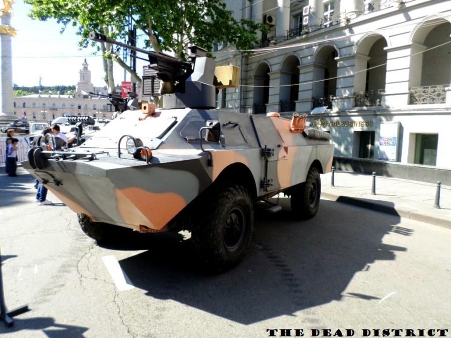 BRDM-2 (Грузия)