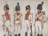 Гвардейские пешие велиты