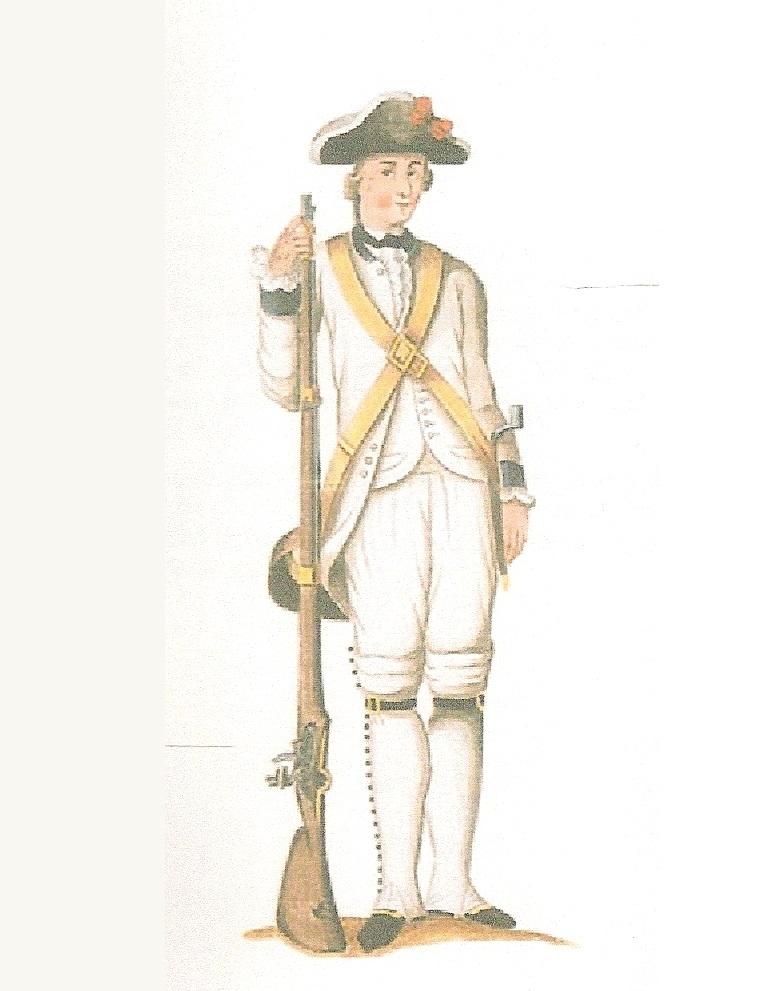 Постоянный батальон острова Эспаньола Санто-Доминго
