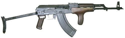 Pistol Mitralieră model 1965