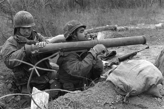 90-мм безоткатное орудие M67