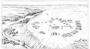 Коломийщина I. Реконструкция поселения
