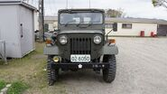 JGSDF Type 73 Light Truck(02-8050) front view at Camp Okubo April 3, 2016