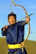 Монгольский-лук