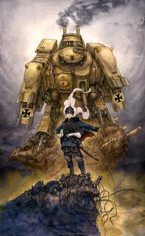 Австрийская армия (Левиафан)