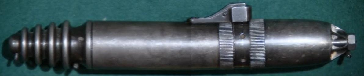 6-ствольный самодельный пистолет