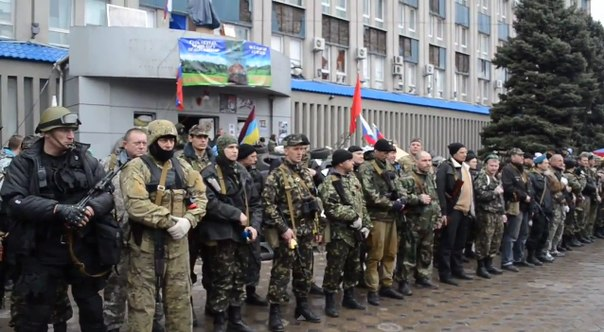 Народная милиция ЛНР