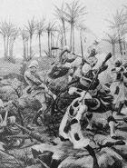 Махдисты в бою