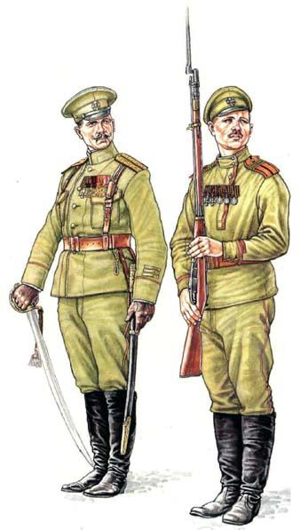 Георгиевские части Российской армии
