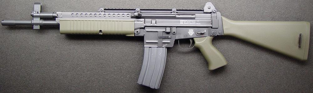Robinson M96