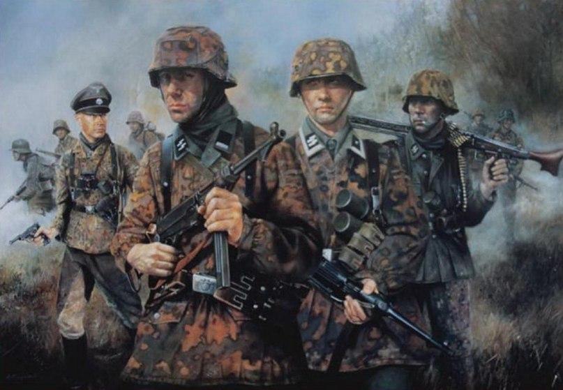 Войска СС