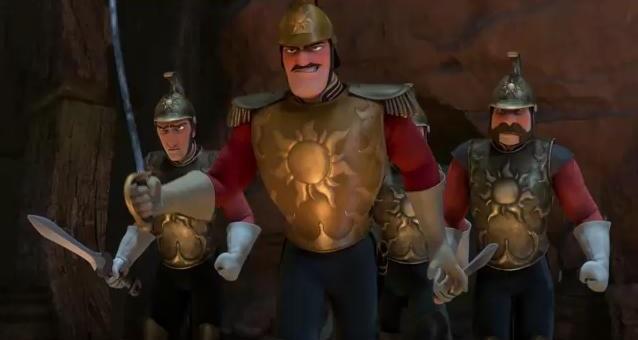 Королевская гвардия (Рапунцель)