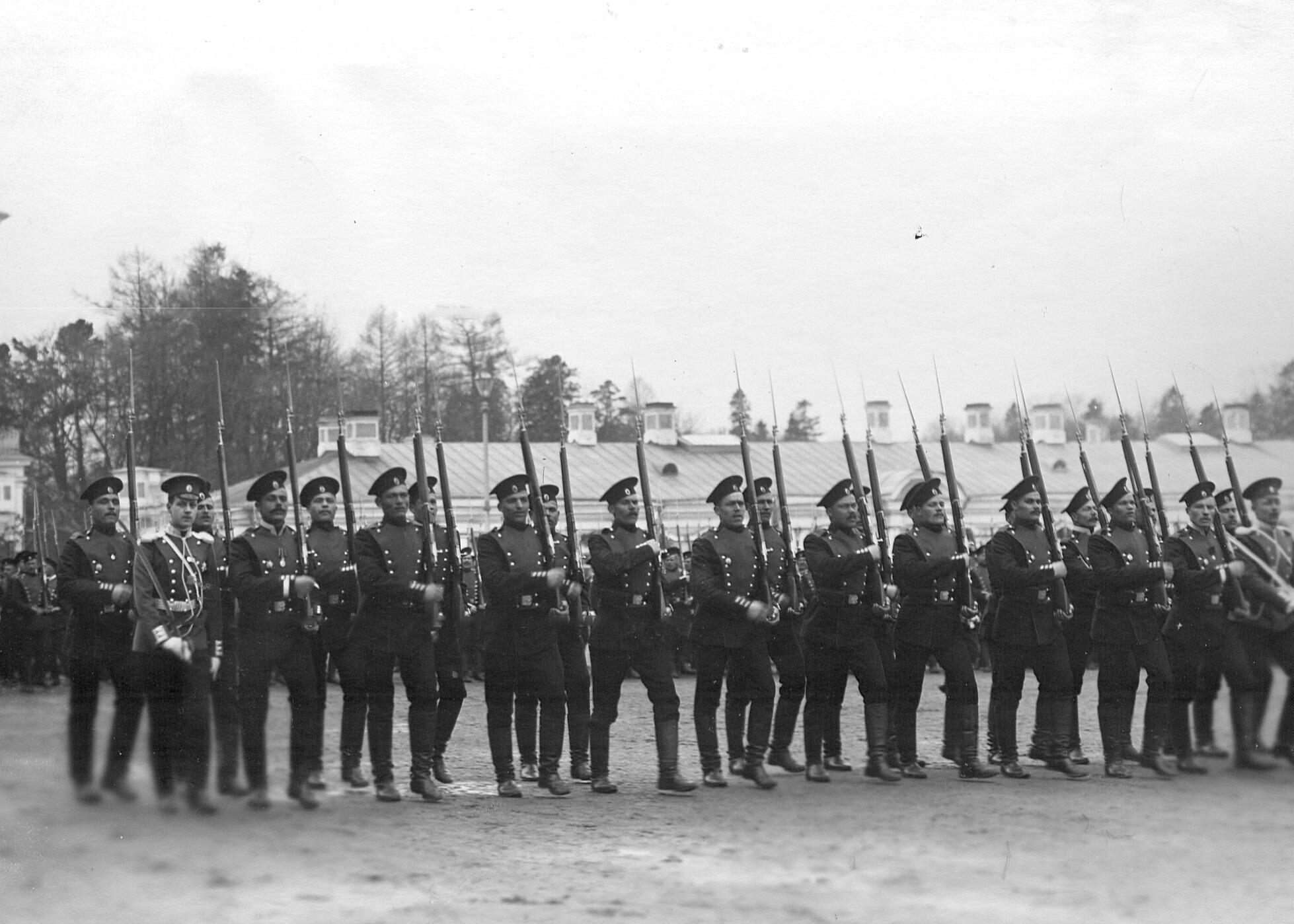 2-й стрелковый Царскосельский лейб-гвардии полк