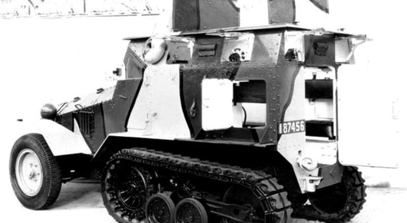 Citroën-Kégresse P104