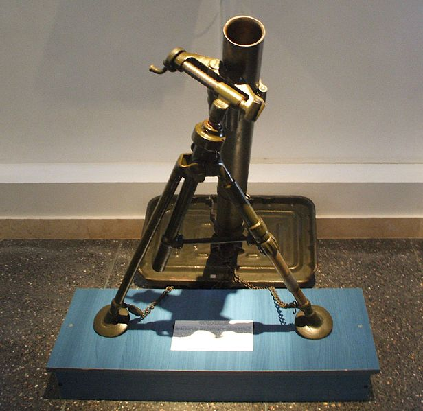 81-мм миномёт Брандт образца 1927/31 годов
