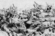 Махдисты в бою1