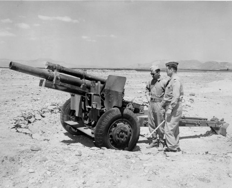 105-мм гаубица M101