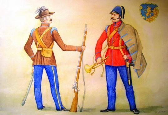 Русcкий батальон горных стрелков