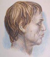 Трипольский мужчина