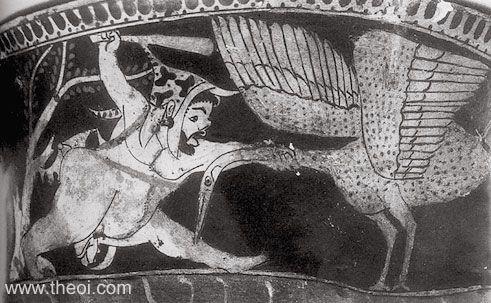 Пигмеи (мифология)