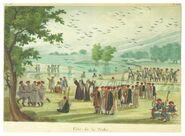 Фестиваль рібалки, 1820
