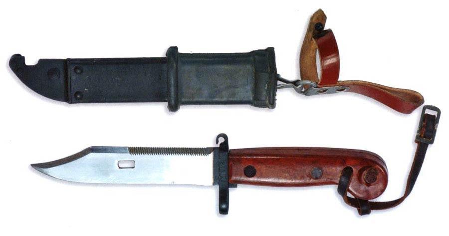 6×3 (штык-нож)