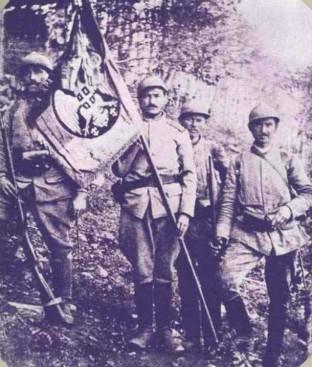 Железный 2-й пехотный полк имени князя Михайло