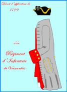 Vermandois 44RI 1729