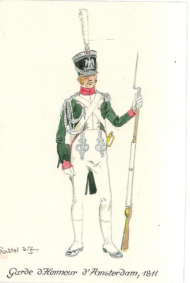 Почетная гвардия Амстердама