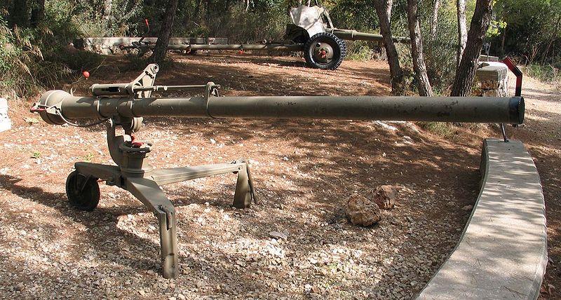 106-мм безоткатное орудие M40