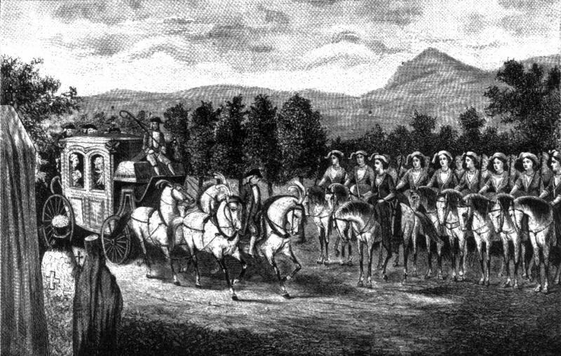 Амазонская рота (Российская империя)