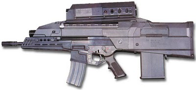 HK XM29 OICW
