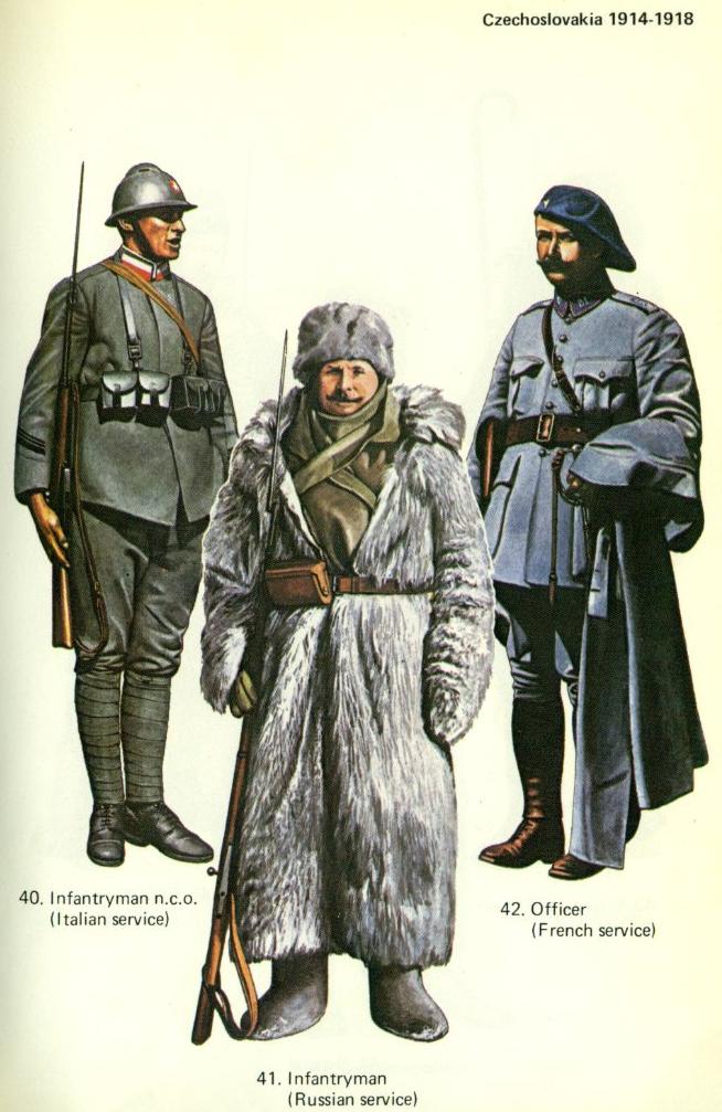 Чехословацкие легионы