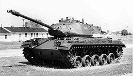M41 Уокер Бульдог