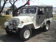 JGSDF Type73 Light Truck front