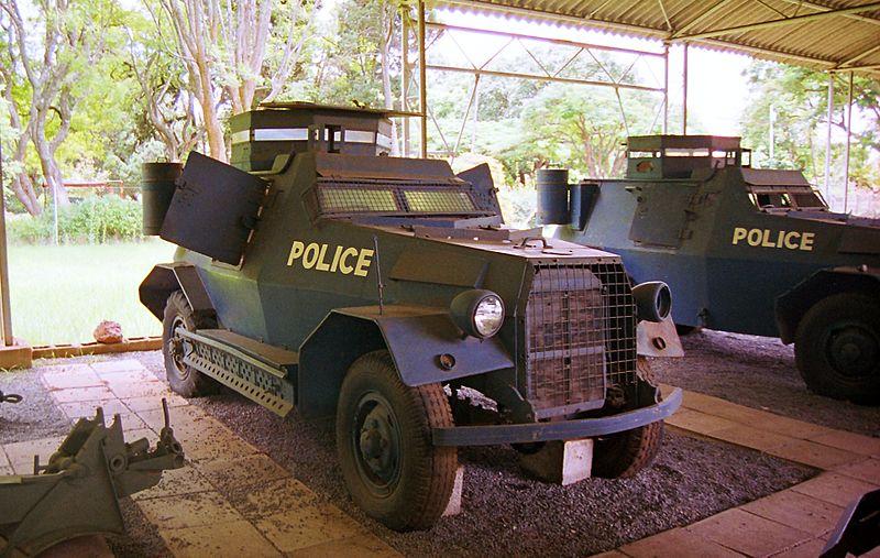 Marmon-Herrington Armored Car Mk III