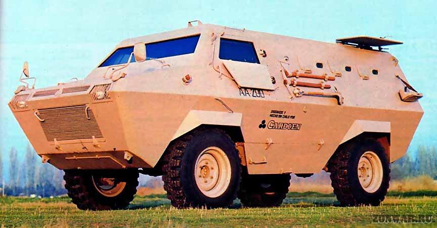 Cardoen VTP-2