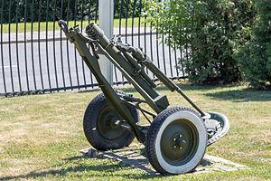 120-мм полковой миномёт образца 1938 года