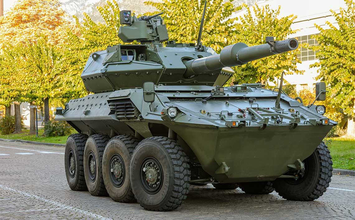 Centauro II MGS 120/105